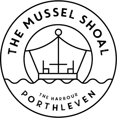 The Mussel Shoals - Porthleven